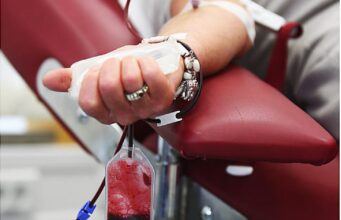 donarea de sange